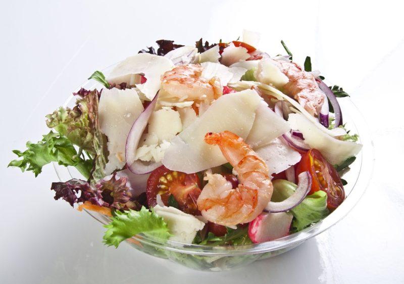 ketogenní salát