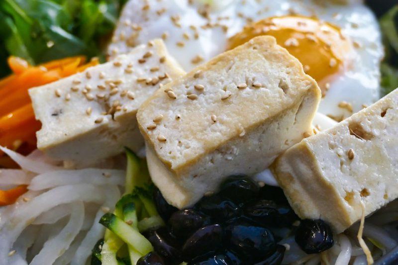 tofu během ketogenní diety
