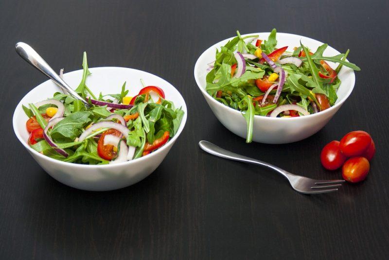 zelenina během veganské ketodiety