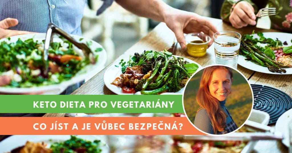 vegetariánská ketodieta