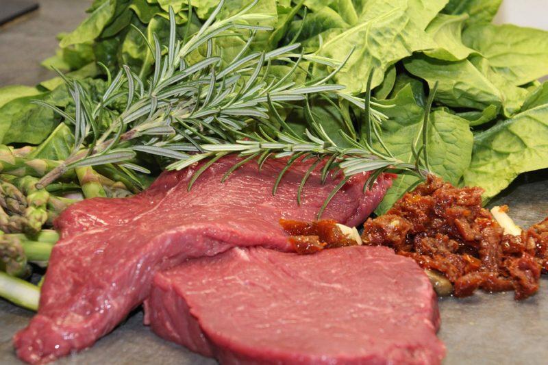 maso jako nejlepší zdroj živočišné bílkoviny