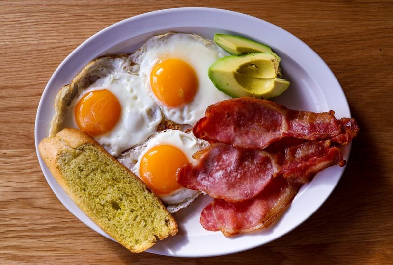vejce bohatá na kolagen