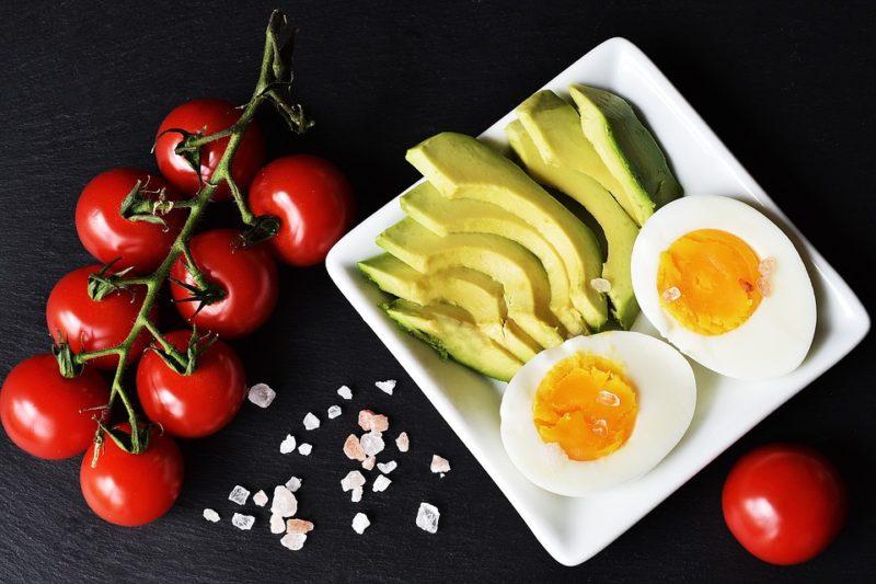 jídelníček ketogenní diety
