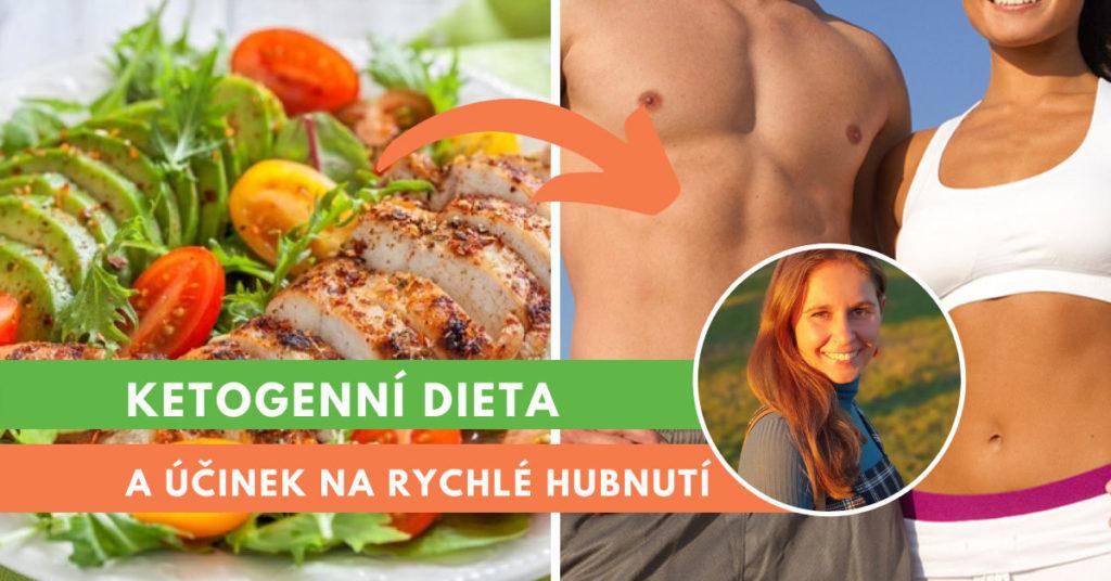 účinky ketogenní diety