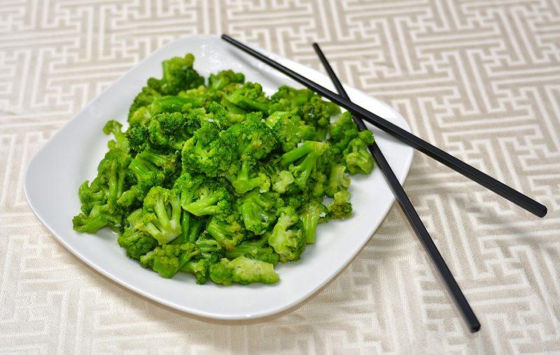 brokolice, zdroj síry