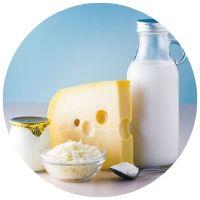 mléčné výrobky během šetřící diety