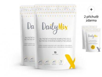 DailyMix, 30 porcí