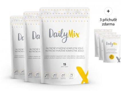 DailyMix, 45 porcí