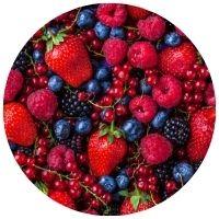 Berry mix, směs bobulovitého ovoce v Blendea SUPERBEAUTY
