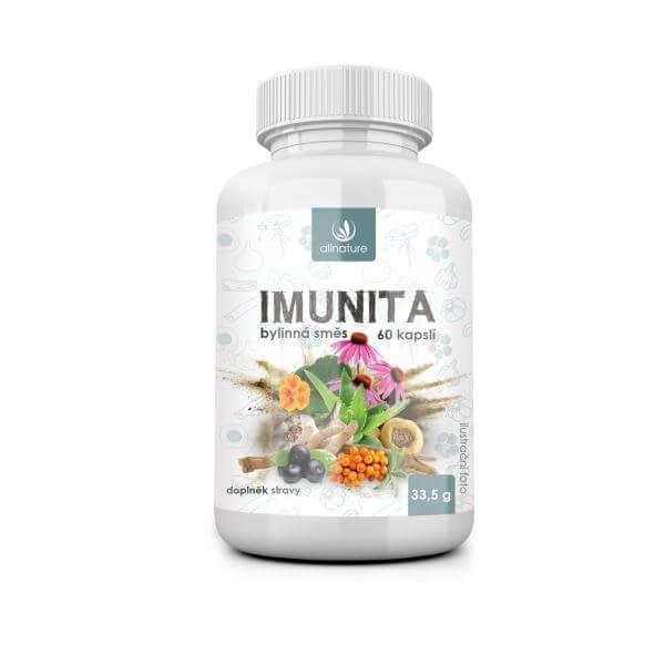 imunita bylinný extrakt pro podporu imunity Naturalis