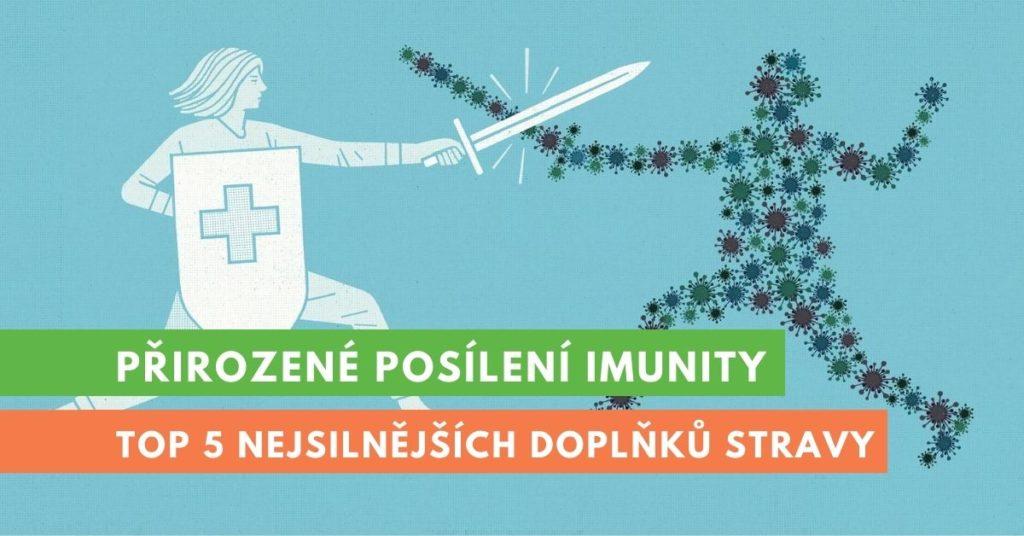podpora a posílení imunity