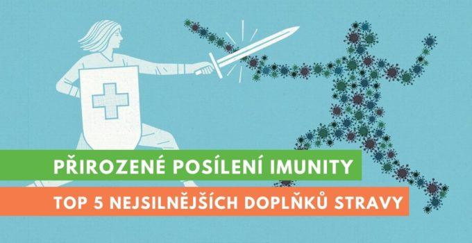 pŕirozená podpora a posílení imunity