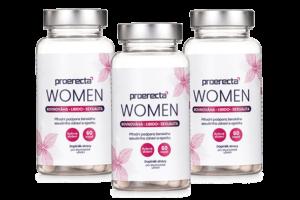 3 balení Proerecta WOMEN