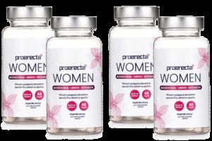 4 balení Proerecta WOMEN