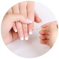 péče o kůžičku kolem nehtů