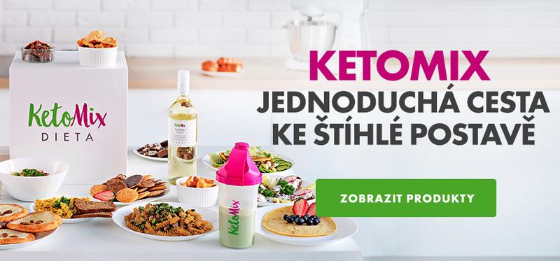 nízkosacharidová dieta ketomix