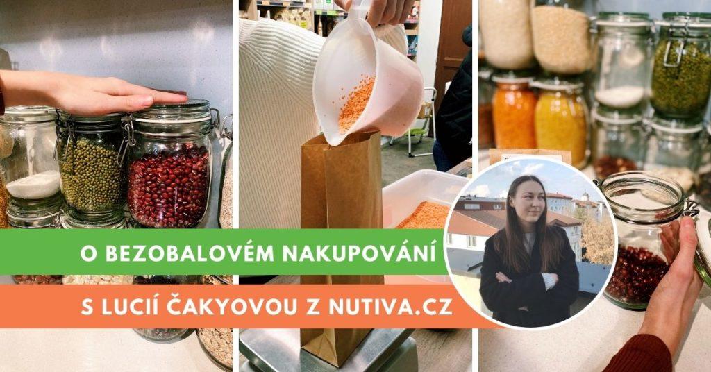 Nutiva.cz, rozhovor, Lucia Čakyová