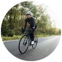 cyklistika a hubnutí