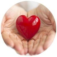 DASH dieta, účinek na srdce